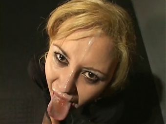 Gag the Hussy #7 Down Her Windpipe (MeSsY & Rough)