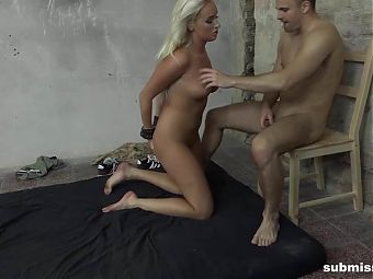 3 of the best submissed babes gagged tied and fuckd hardcore